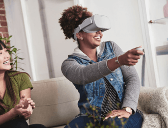 Zuckerberg targets 1bn VR users as he unveils $199 Oculus Go