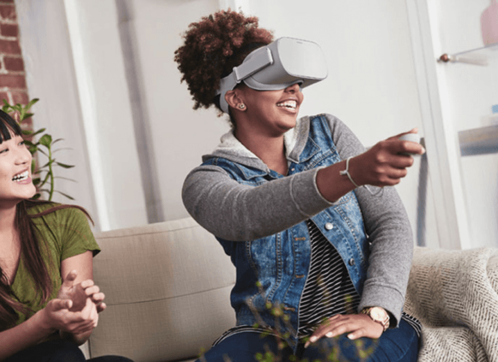 Zuckerberg targets 1bn VR users as new $199 Oculus platform is unveiled