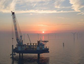 Irish-Belgian team to build Ireland's first commercial offshore wind farm