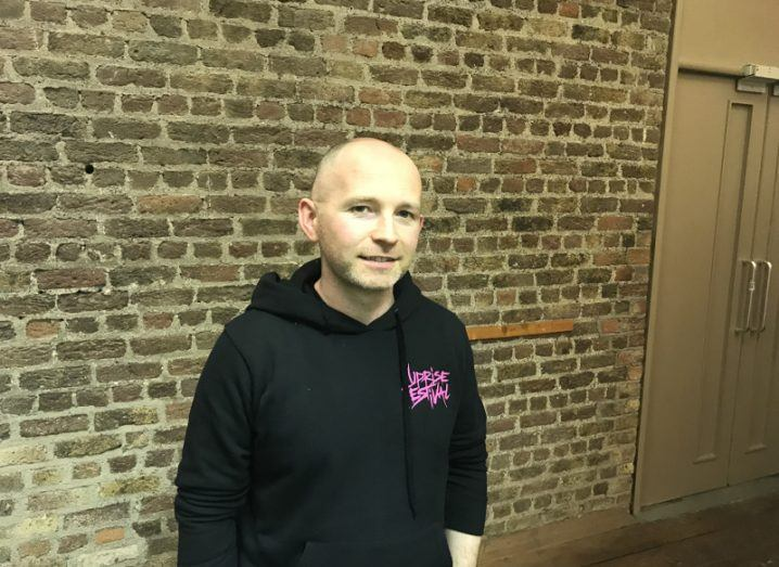Paul O'Connell: 'Why I am relocating Uprise to Dublin'