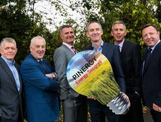 Pinergy announces partnerships with Irish energy technology providers