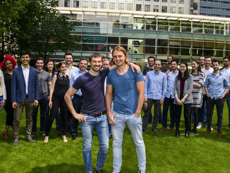 Revolut co-founders