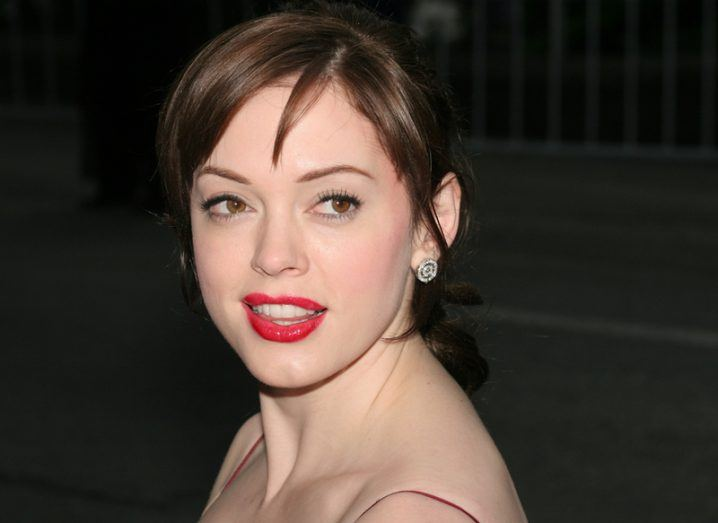 Twitter in storm of criticism over blocking of Rose McGowan's account