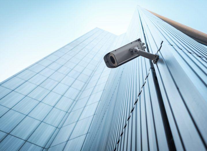 Botnet security camera