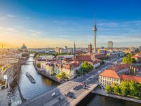 Major step for Europe as first 5G antennas debut in Berlin