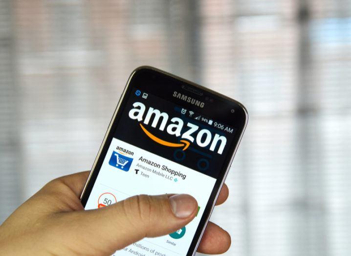 Amazon phone app