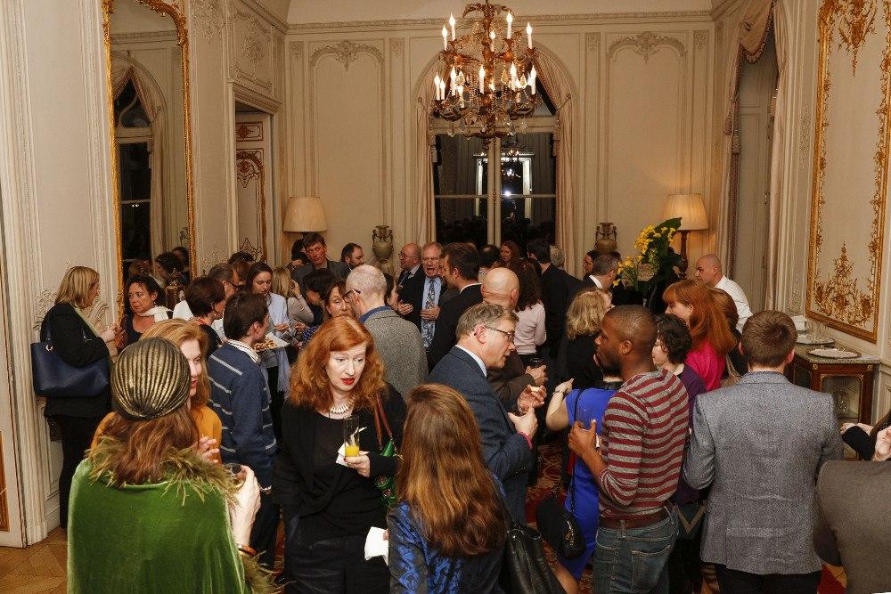 Paris Inspirefest Salon attendees