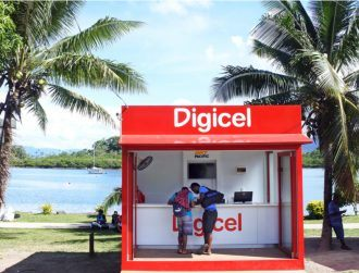 Digicel names Anam its partner in blocking SMS crime