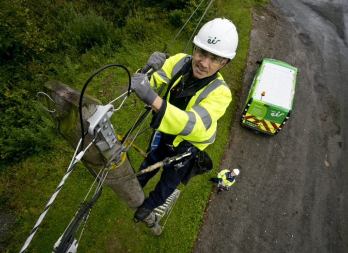 Eir delivers more than 100,000 fibre connections to rural Ireland
