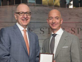 Jeff Bezos is now the world's richest person with a fortune of $90bn