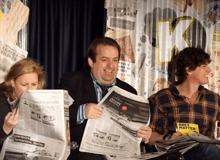 €100,000 fund for start-ups at Kilkenomics is no laughing matter