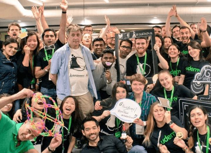 Edtech start-up Kick Ass schools everyone at Startup Weekend