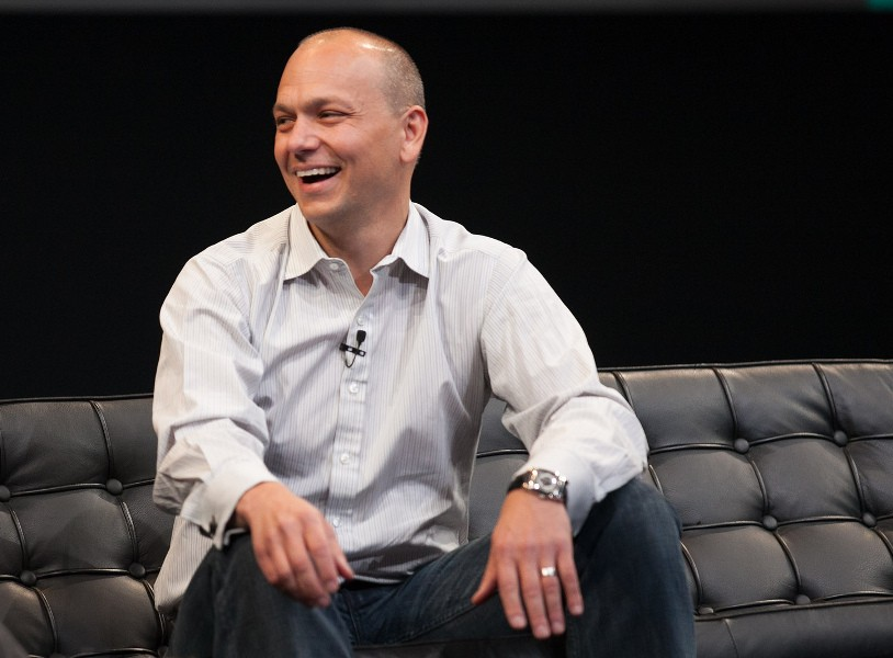 Ex-Nest CEO Tony Fadell launches new project for young start-ups