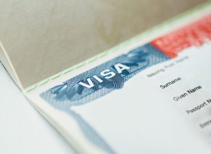 American visas. Image: Popartic/Shutterstock