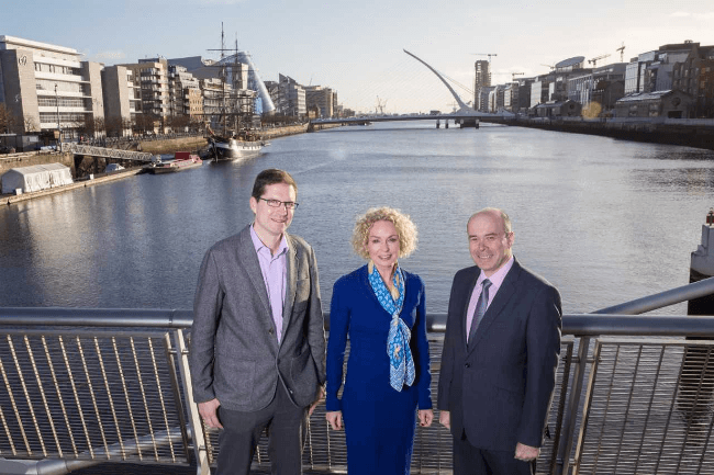 Dublin's smart city: Vodafone to turn docklands into NB-IoT test bed