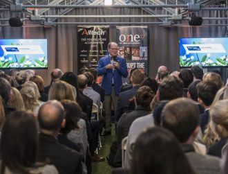 Pearse Lyons' global agritech accelerator returns to Dublin