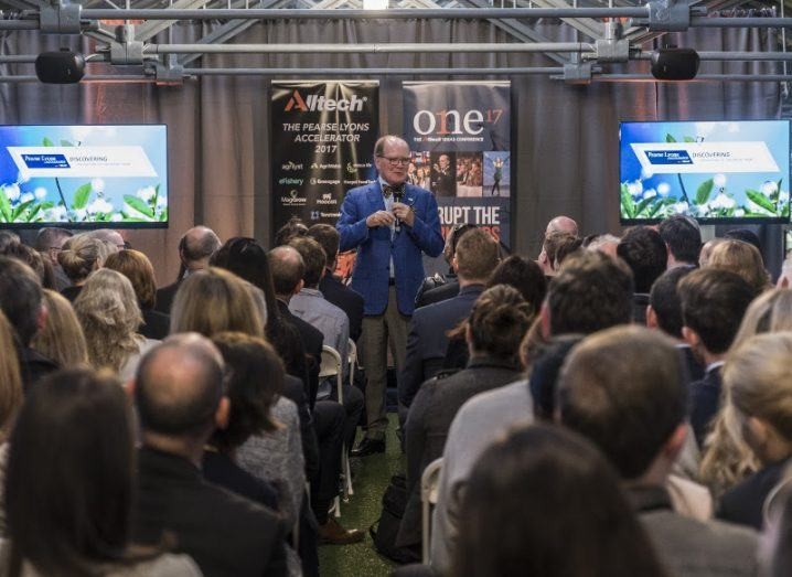 Pearse Lyons' global agtech accelerator returns to Dublin for a second run