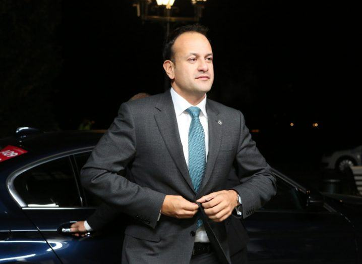 Leo Varadkar met with Apple CEO Tim Cook