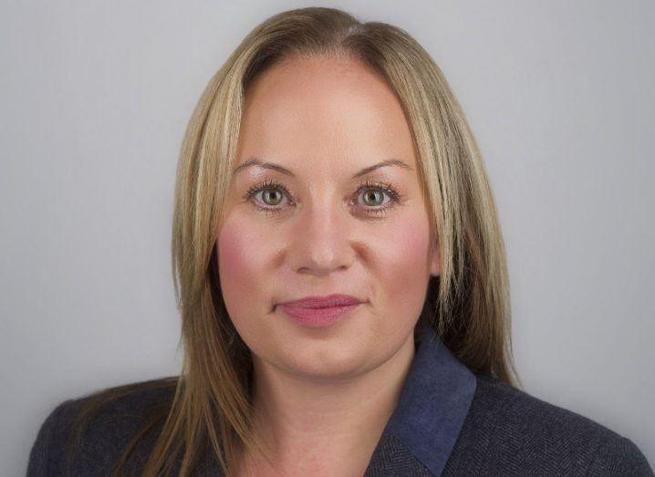 Sarah Armstrong-Smith of Fujitsu UK and Ireland