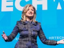 Lessons in reducing stress from Arianna Huffington