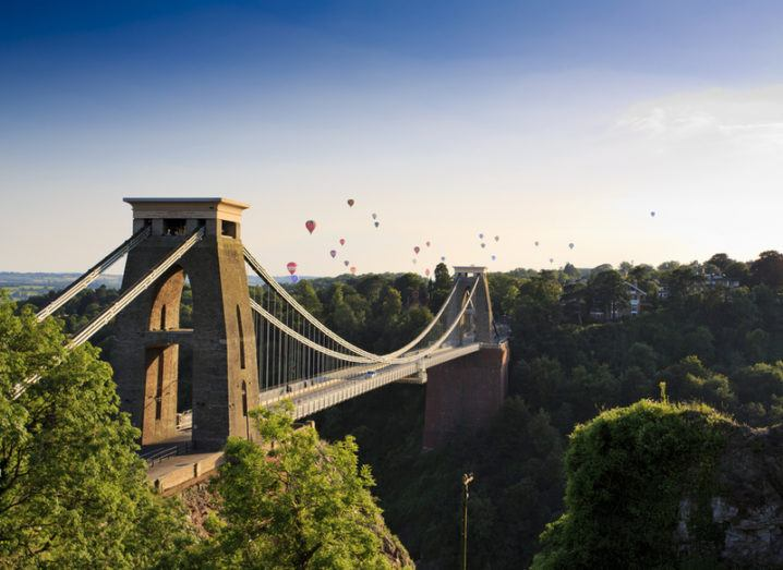 Investment by Sequoia will put Bristol firmly on the map as a future AI tech industry powerbase. Image: Paul D Smith/Shutterstock
