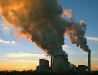 Irish CO2e levels soar in 2016 as renewable energy production falls