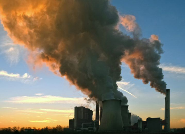 Carbon emissions Ireland