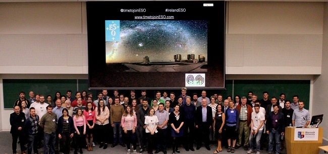 eso members 2015 hosting arrangement European southern observatory paranal observatory first choice to host world's largest array of gamma-ray telescopes eso calendar 2015 now available.