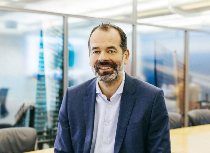 Vodafone CEO of Global Enterprise: 'IoT is already a huge business for us'