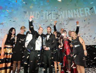 Technology Ireland names eShopWorld as Company of the Year