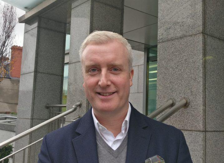 IBM's Fergal O'Sullivan