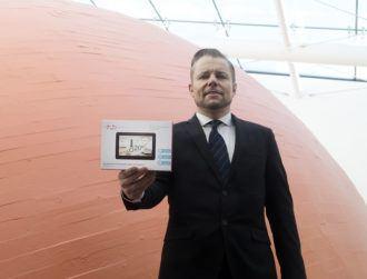 Irish cleantech firm HUB Controls scoops major industry award