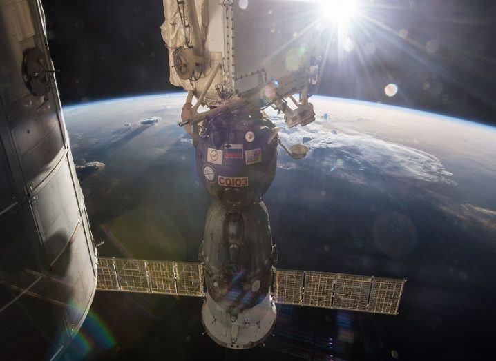 Alien life ISS