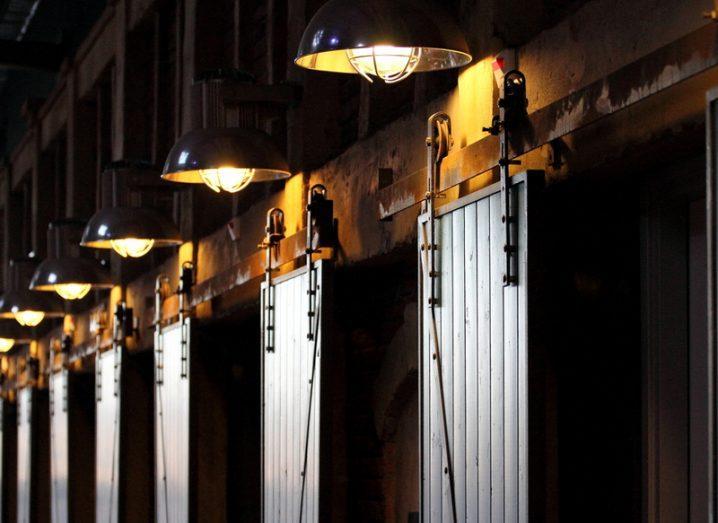 IoT industrial lights