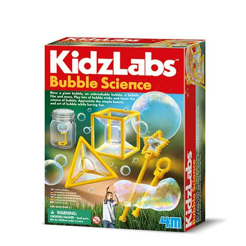 KidzLabs Bubble Science Kit. Image: Designist