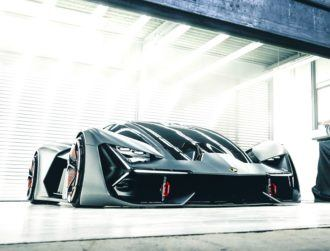 New Lamborghini concept is the electric supercar we all want