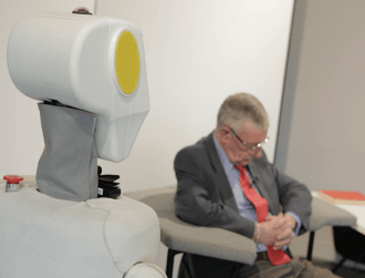 Will this robot be one of the first to work in assisted care homes?
