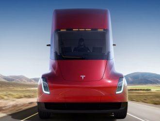 Tesla unveils semi-truck, surprises fans with new Roadster