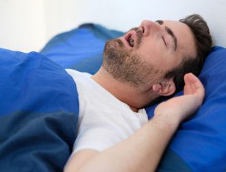 Synthetic cannabis-like drug reduces effects of sleep apnoea
