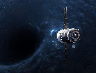 Theoretical physicist suggests radical plan to slow interstellar spacecraft