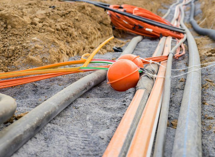 fibre broadband cables