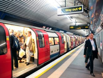 The London Underground will have full 4G signal on trains in 2019