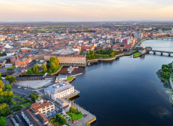 EIB is investing in Limerick City
