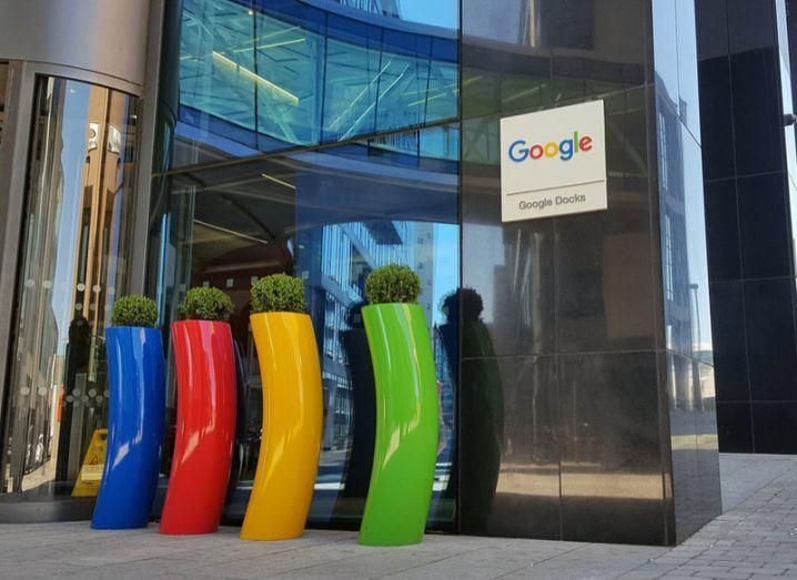 Google Dublin HQ