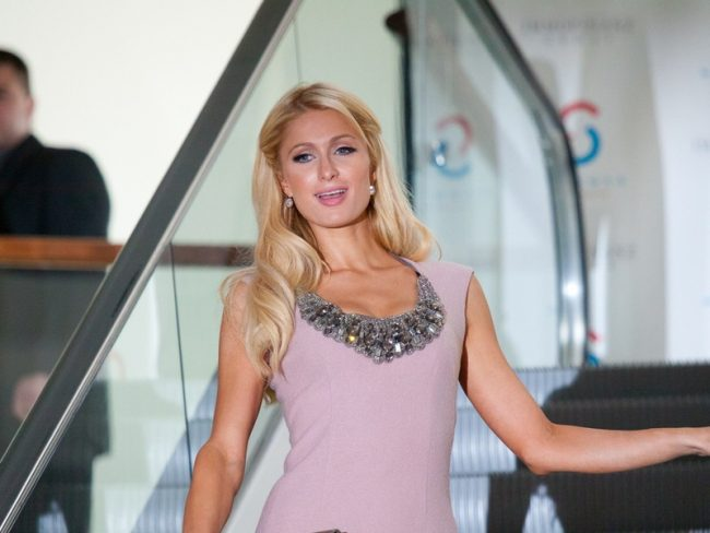 Paris Hilton recently endorsed an ICO on social media.