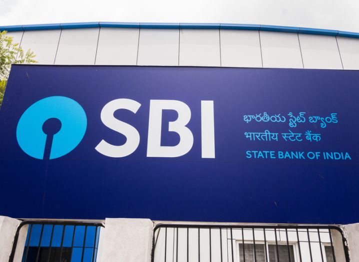 SBI is using blockchain