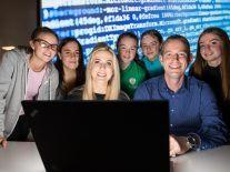 Vodafone Ireland launches #CodeLikeaGirl student initiative
