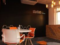 Here's a sneak peek at Bank of Ireland's new StartLab offices