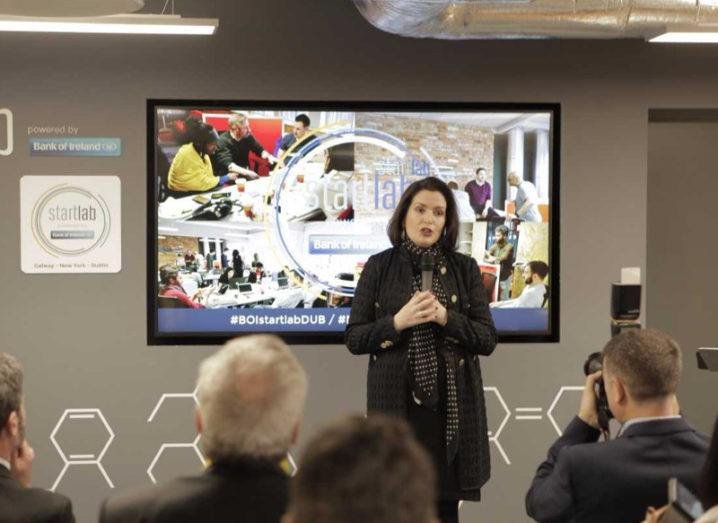 Bank of Ireland opens its new fintech-focused StartLab on Camden Street