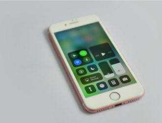 Apple's iOS 11 pips past 10.3 in just under a month